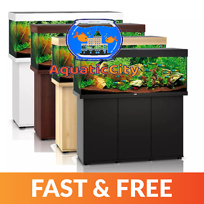 £289 • Buy JUWEL RIO 180 LED AQUARIUM FISH TANK AVAILABLE IN 4 COLOURS**free Delivery**