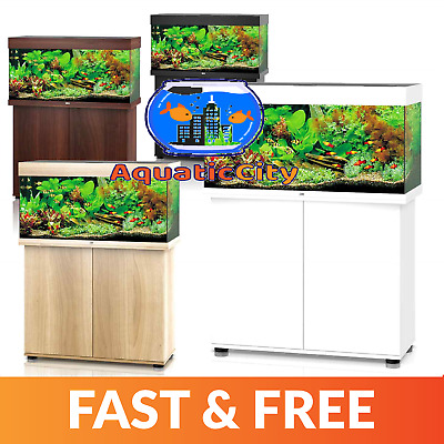 £227 • Buy JUWEL RIO 125 LED AQUARIUM FISH TANK AVAILABLE IN 4 COLOURS**free Delivery**