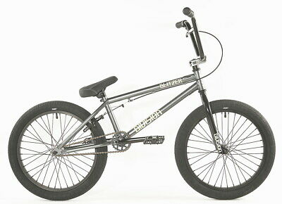 AU349.99 • Buy Division BMX Bike - Blitzer 20  - 19.25 TT - Gun Metal Grey