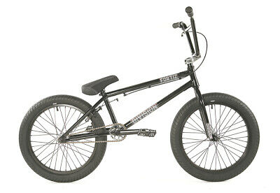 AU629.99 • Buy Division BMX Bike - Fortiz - 21.0 TT - Gloss Black / Polished