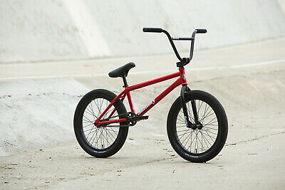 AU899.95 • Buy Sunday BMX Bike - Forecaster 20.75 2020 - 20.75TT - Silva Candy Red