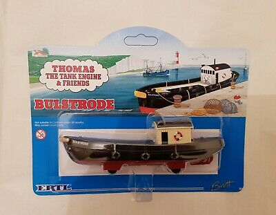 Thomas Tank Engine & Friends ERTL BULSTRODE BOAT NEW AND SEALED 1998 • 19.99£