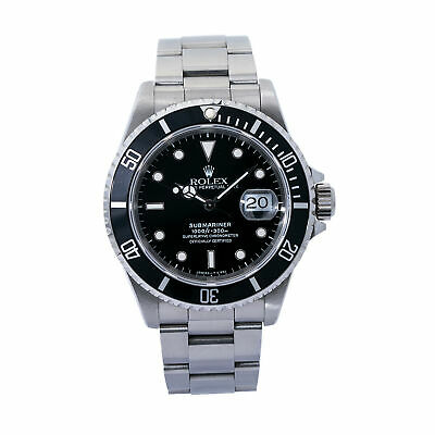 $ CDN16094.95 • Buy Rolex Submariner Unpolished 16610 Commodores Cup Race Winner 1992