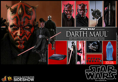 $ CDN330.60 • Buy Hot Toys Star Wars 1/6 Scale Darth Maul Special Edition DX Series  SOLD OUT