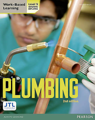 Level 3 NVQ/SVQ Plumbing Candidate Handbook By JTL Training (Paperback, 2012) • 8£