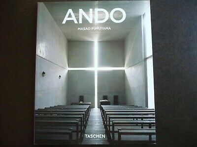 £6.99 • Buy Ando: Modern Minimalism With A Japanese Touch (Taschen Basic Architecture Series