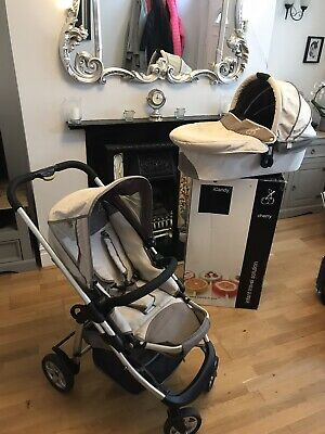 ICANDY Cherry FUDGE Stroller/ Pram Set With All Accessories • 100£