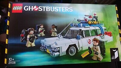 LEGO Ideas Ghostbusters Ecto-1 (21108) Brand New • 75£