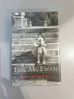 £80 • Buy 2001 Atonement Ian McEwan First Edition Signed