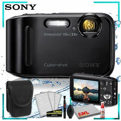 $267.53 • Buy Sony Cyber-Shot DSC-TF1 Digital Camera + Camera Case + Cleaning Kit