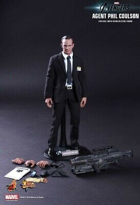$ CDN280.62 • Buy Mint Hot Toys 1/6 Figure Agent Phil Coulson The Avengers Marvel