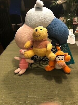 $37 • Buy Classic Disney Winnie The Pooh Musical Mobile Plush Hanging Part NO ARM STAND