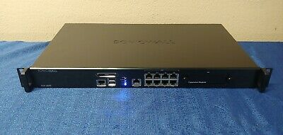 $149.99 • Buy DELL SonicWALL NSA 2600 1RK29-0A9 Firewall Network Security Appliance