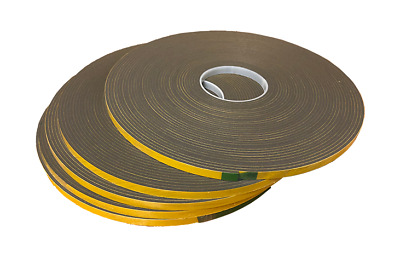 High Security Double Sided Glazing Tape - Various Sizes • 10.50£