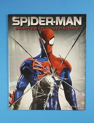 AU15.06 • Buy Spider-Man Shattered Dimensions Custom Comic #1 Not For Resale 2010 Promo