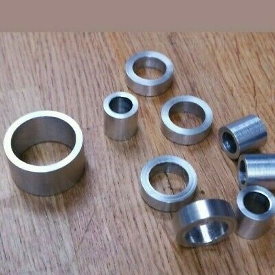 £4.50 • Buy M4 M5 M6 M7 M8 M9 M10 Stainless Steel Washer Spacers Standoff Bush All Diameter
