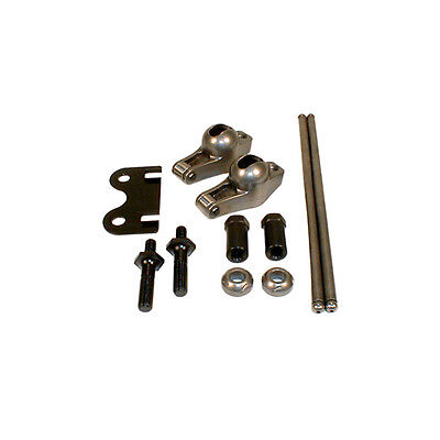 AU536.33 • Buy Oldsmobile 400, 425, 455 Adjustable Stainless Roller Tip Rockers And Pushrods