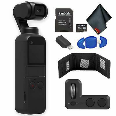 $453 • Buy DJI Osmo Pocket Gimbal - Deluxe Kit