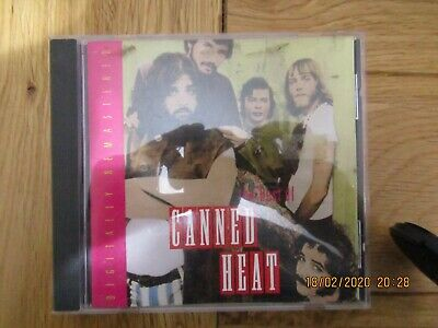 The Best Of Canned Heat Cd  (condition Good + ) • 6.99£