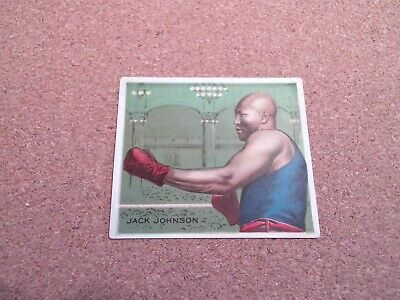$6.50 • Buy T218 Jack Johnson - Great Looking Card