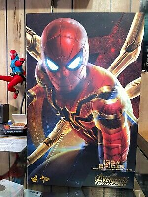$ CDN238.03 • Buy Hot Toys 1/6 Scale Avengers: Infinity War Iron Spider (MMS482)