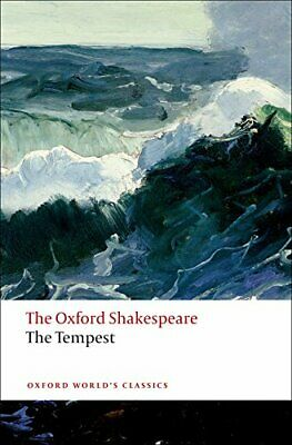 £8.09 • Buy The Tempest: The Oxford Shakespeare By William Shakespeare And Stephen Orgel Pap