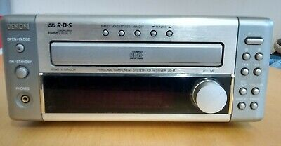 Denon UD-M31 Tuner/CD Player With Remote • 20£