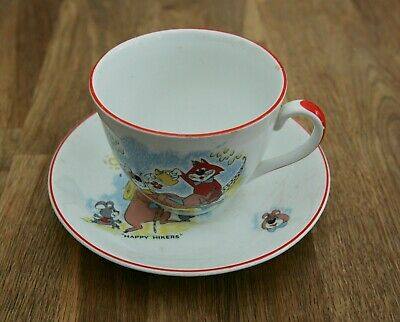 Ridgway Potteries Huckleberry Hound Cup And Saucer • 4.99£