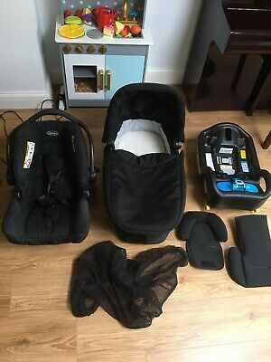 Graco Evo XT Travel System • 80£