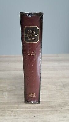 Mary Queen Of Scots, By A. Fraser (Folio Society Boxed Edition) 2004 *NEW* • 10.99£