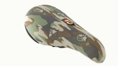 $39.95 • Buy S&M Shield Fat Pivotal (Camo) BMX Bicycle Seat