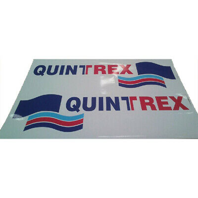 AU55 • Buy Quintrex Hull Decal With White Background (LRG)