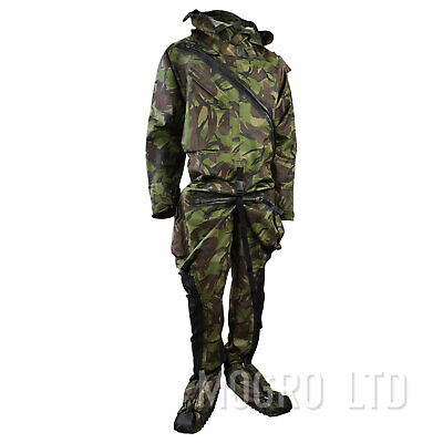 Genuine British Army Royal Navy Survival Immersion Suit With Hood DPM Camo • 64.95£