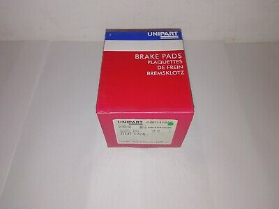 Unipart Brake Pads Gbp1416af New In Box, Vauxhall Astra , Zafira. • 7.95£