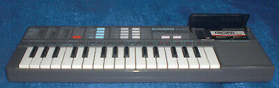 $19.95 • Buy CASIO PT-87 ROM Cartridge Keyboard PCM Mini Synthesizer Works Perfect Bendable !