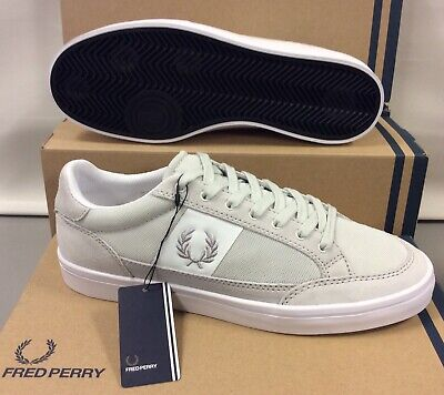 Fred Perry Deuce Mesh Suede Mens Sneakers Trainers Shoes UK 11 EU 46 • 49£
