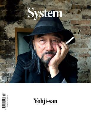 System Magazine Issue #14 Yohji Yamamoto Photographed By Juergen Teller NEW • 199.99£