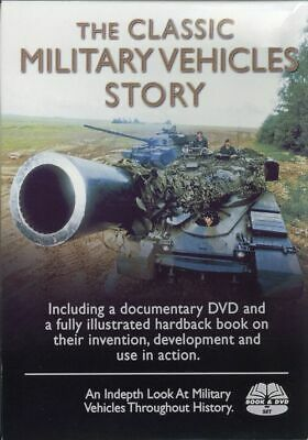 The Classic Military Vehicles Story • 12.99£
