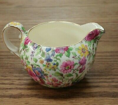 $ CDN35 • Buy Vintage Royal Winton Summertime Elite Creamer