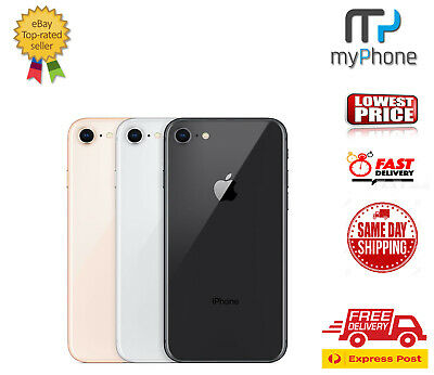 AU327 • Buy CHEAPEST Apple IPhone 8 64GB / 256GB Unlocked Smartphone [ Au Seller ] Express