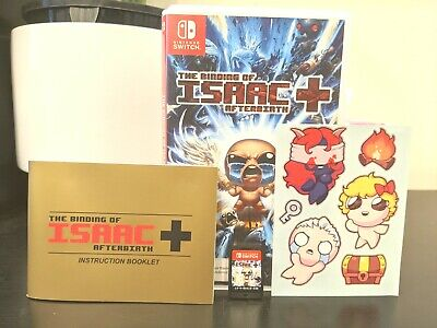 AU40 • Buy The Binding Of Isaac Afterbirth+ (Nintendo Switch)