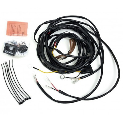 AU179 • Buy KC HiLites Universal Wiring Harness For 2 Cyclone LED Lights
