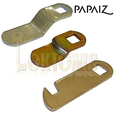 Papaiz Cam Bar For Lockers Mail Boxes Furniture Lock Tool Or Post Boxes • 1.32£
