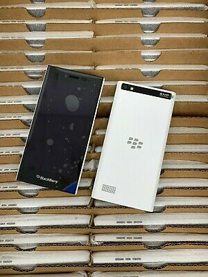 $ CDN703.71 • Buy LOT OF 10 New Factory Unlocked BlackBerry Leap STR100-1 Smartphone 16 GB White