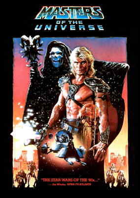 $9.98 • Buy MASTERS OF THE UNIVERSE 11x17  Movie Poster - Licensed | New | USA | [D]