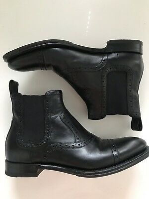 Gucci Women's Chelsea Boots Immaculate Black 37 • 210£