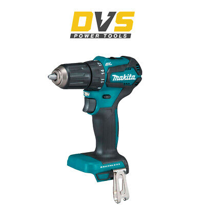 Makita DDF483Z 18V Li-ion Cordless Brushless Sub-Compact Driver Drill Body Only • 96.90£