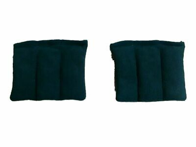 MINI Microwave Fleece IN Wheat Or Rice Bags Twin Pack  • 4.10£