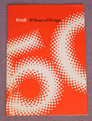 AU109.78 • Buy Knoll Furniture 50 Years Of Design 1987 Book