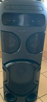 Sony MHC-V72D Home Music Audio System Bluetooth Party Speaker Light Effects • 450£